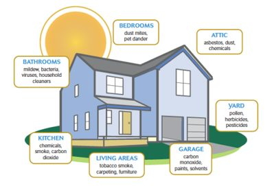 Home Air Pollutants